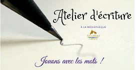 Atelier d ecriture logo