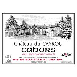 CAYROU (Château du)