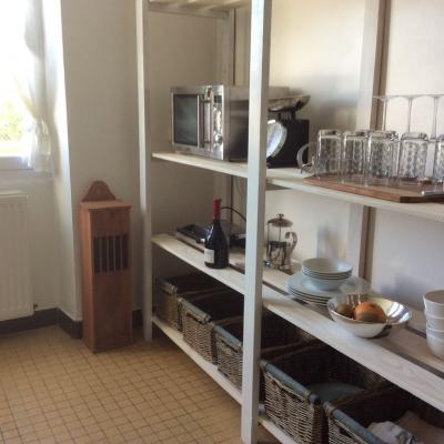 Chambre dhotele presbytere cuisine