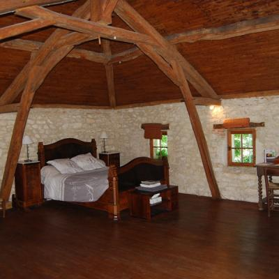 Chambres d hote l ameillee chambre 2