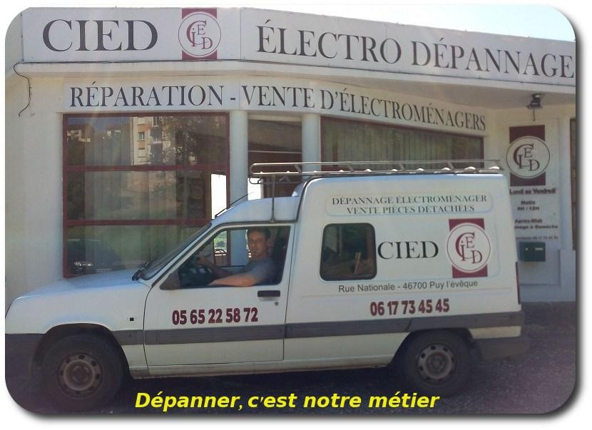 CIED - Electro Dépannage