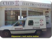 Cied electro depannage