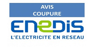 Coupure courant enedis 2