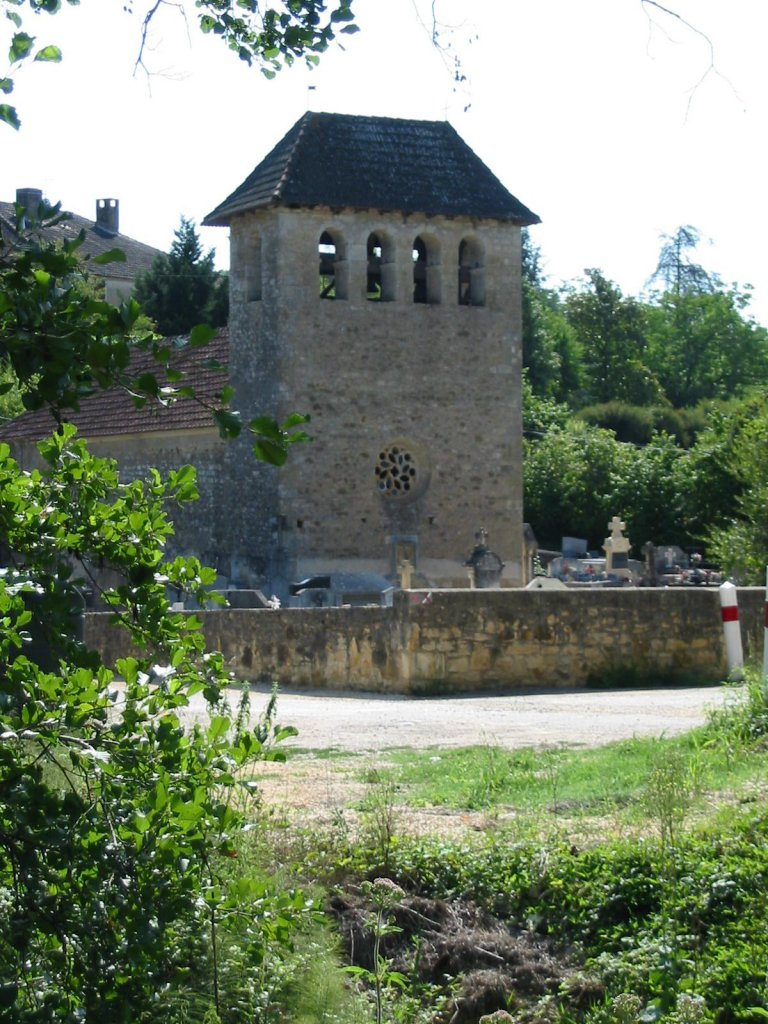Eglise de Cazes