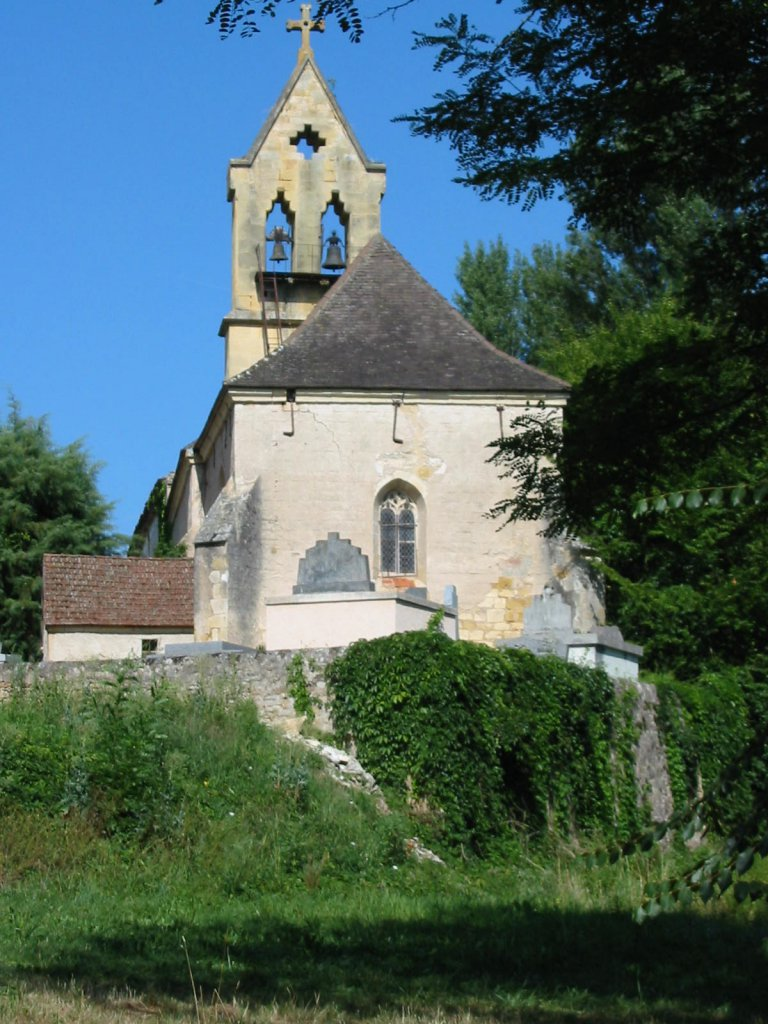 Eglise de Courbenac