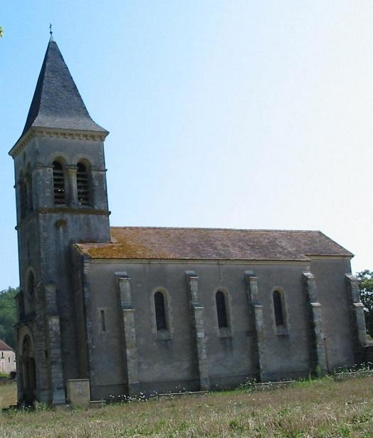 Eglise loupiac petit