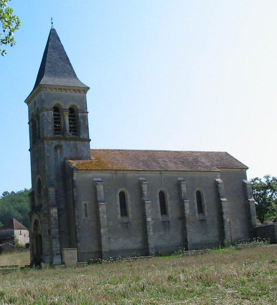 Eglise de Loupiac