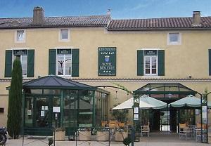 Hôtel Restaurant Bellevue ***