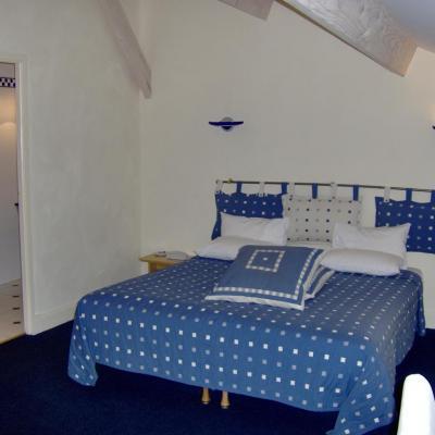 Hotel bellevue chambre 2