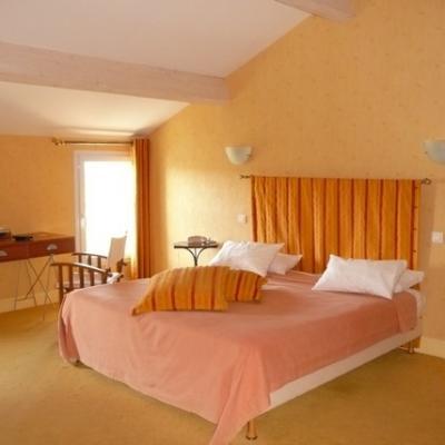 Hotel bellevue chambre 3