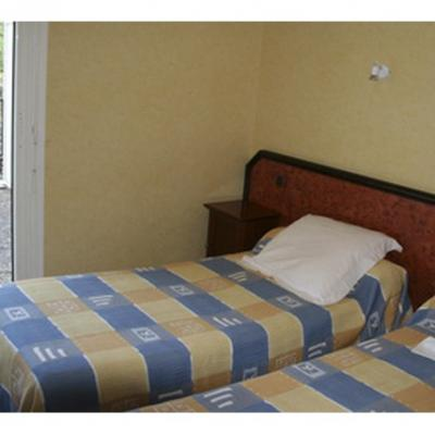 Hotel henry chambre 1