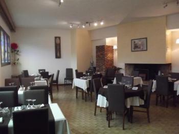 Hotel restaurant la truffiere salle