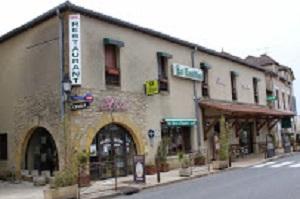 Hôtel restaurant La truffière**