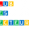 Logo club des lecteurs