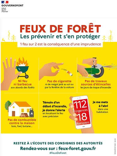 Prevention feu petit