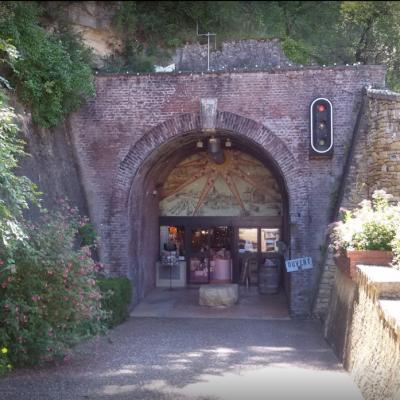 Quercy prestige le tunnel