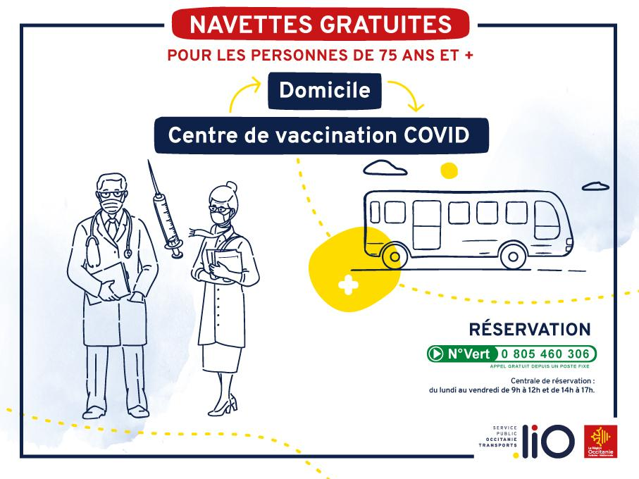 Transport vaccination